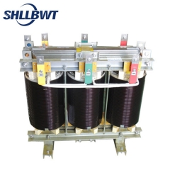 Three-phase power transformer with CE and ISO certificate